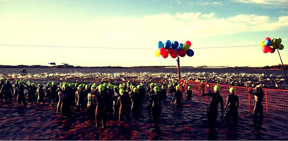 Half Triathlon Concordia (Concordia, Abril 2015 / + 800 participantes)