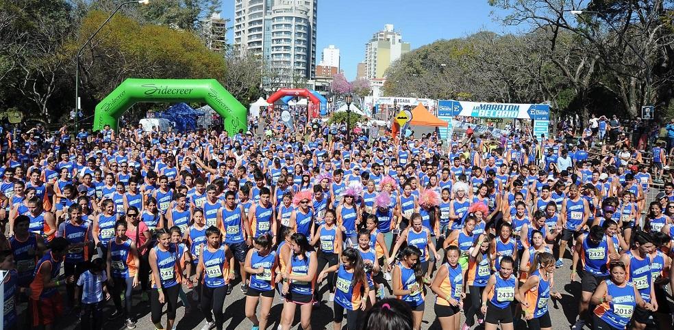Maraton del Becario (Parana, Septiembre 2015 / + 2000 participantes)